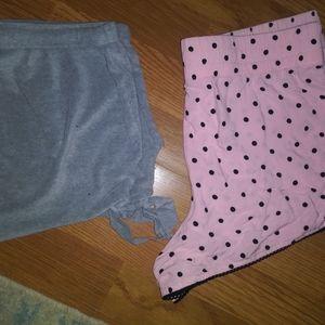 Pajama shorts (bundle)